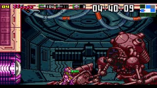 Metroid Zero Mission What If you are on the space pirate base when it explodes?