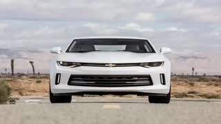 CHEVROLET CAMARO RS V-6 - 2016 CHEVROLET CAMARO RS V-6 FIRST TEST REVIEW #Auto_HDFr - Video