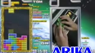 Tetris master has been found - Video