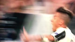 El segundo gol de Dybala vs Barcelona - Video