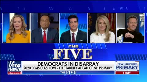 Juan Williams defends disarray in Democratic Party
