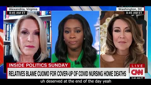"""CNN's Phillip Cuomo Cover-Up """"Profoundly Important…To The Families Who Lost Loved Ones"""""""