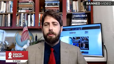 Alex Newman Exposes Election Fraud on David Knight
