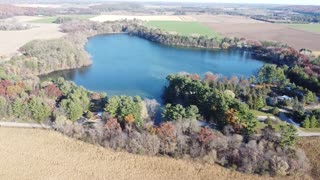 Drone - Wisconsin Lake