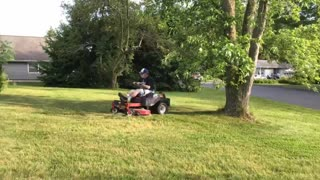 Speed Mowing
