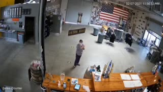 Health Inspector Caught Dancing After Forcing Brewery To Shut Down