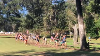 2020 FHSAA Boys 4A Cross Country Championship - part 2