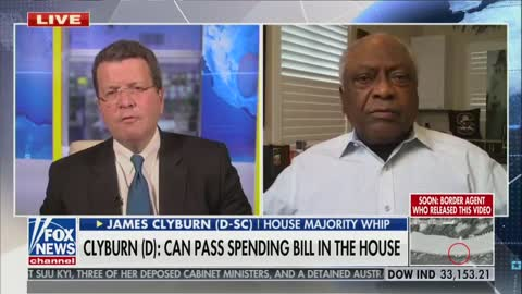Neil Cavuto Forces James Clyburn To Admit Non-Infrastructure Components In Infrastructure Bill