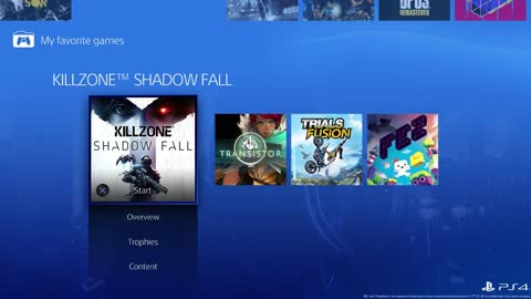 Rumor: Sony To Introduce New PS4 User Interface With An Upcoming Update