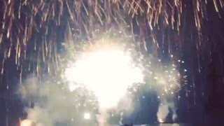 Fireworks 2014-2015 Happy New Year!!! - Video