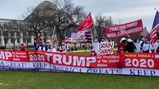 Chinese American Alliance for Trump Rally -5 12/12/2020