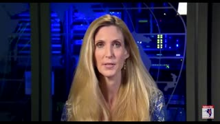 Ann Coulter Reacts To 'President' Biden's Embarrassing First Days In Office