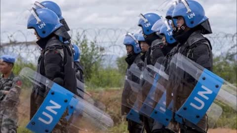 ALERT: Democrat To Request UN To Deploy Troops To US Soil To Deal With Guns!