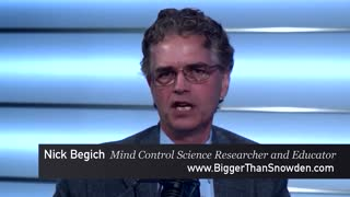 Bigger Than Snowden - Neuro Weapons, Directed Energy Weapons, Mind Control, Targeted Individuals.