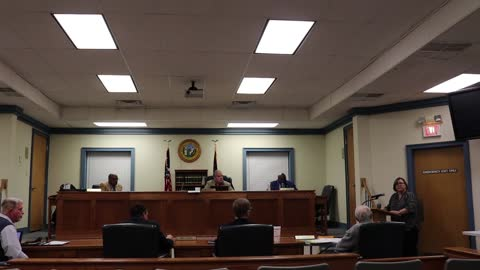 Feb 15, 2021 6pm - Pasquotank County Commissioners Meeting - FULL