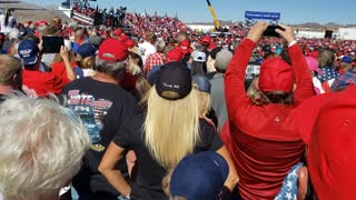 """President Trump """"Protest"""":Rally - October 28, 2020"""