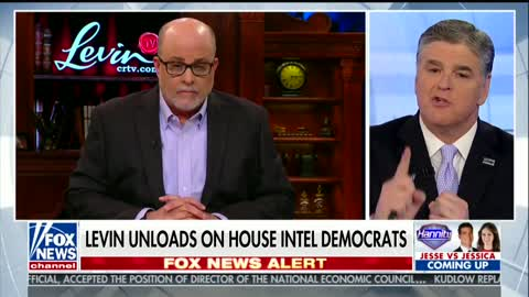 "Levin Goes Off! ""Adam Schiff Is A ""Shill For The Russian Government...Out To Get Trump"""