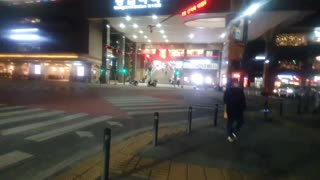 Seoul Street South korea video