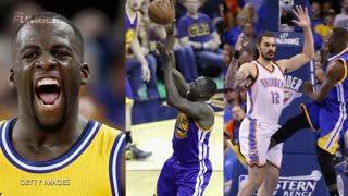 Watch Draymond Green's Awful First Pitch At Giants Game - Video