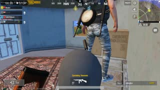 Hiding Inside House Killing Enemies Pubg Game