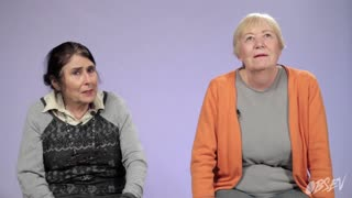 Watch Grandmas Hilariously Try to Explain Millennial Terms - Video