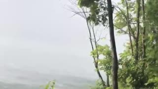 Storm on the Lake - Video