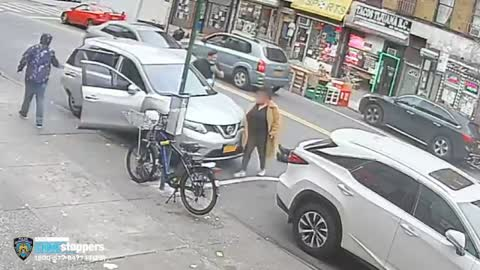 Elderly NYPD traffic cop in hospital after being assaulted by man who got ticket