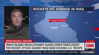 Jim Acosta on Iran's missile attacks