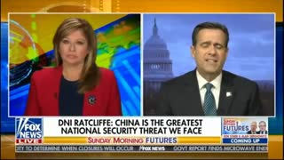 Director of National Intelligence John Ratcliffe doubts Joe Biden will be the next president
