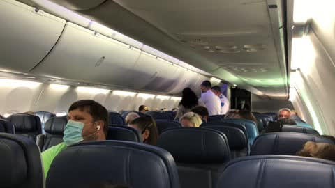Passenger Not Wearing Mask Booted From Delta Flight