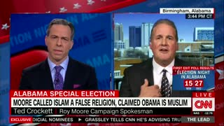 Roy Moore 'Probably' Thinks Homosexuality Should Be Illegal: Spokesman - Video