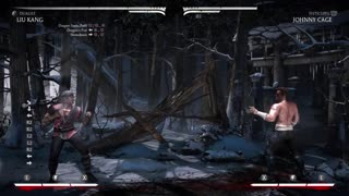 62% damage in mortal kombat  x tutorial - Video