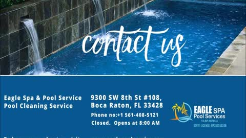 Eagle Spa & Pool Service | Pool Cleaning Service