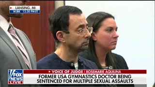 Nassar Sentencing to 175 Years - Video