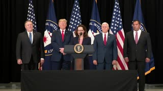 Gina Haspel Becomes The First Woman To Serve As CIA Director - Video