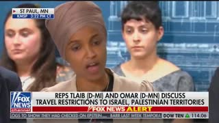 Omar — Israel Is Not An Ally