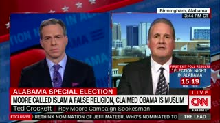 Spokesman: Roy Moore 'Probably' Thinks Homosexuality Should Be Illegal 2 - Video