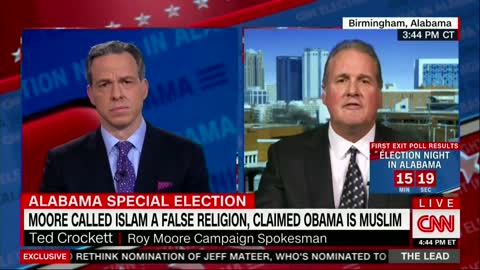 Spokesman: Roy Moore 'Probably' Thinks Homosexuality Should Be Illegal 2