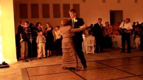 First Dance, Foxtrot: From This Moment with Sam and LisaBeth
