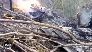 Plane Carrying American Tourists Crashes in Costa Rica, Killing 12