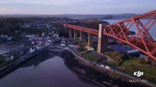 Forth Rail Bridge - Video