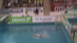 Diving FAIL Belly Smack! - Video