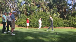 Man Opens Up About His Experience Playing Golf With Trump — It Smashes the Media Narrative - Video