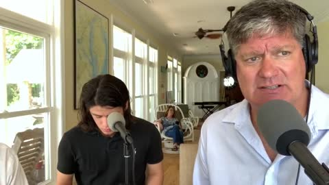 George Webb Virtual Book Signing with john o'Loughlin - McDuff
