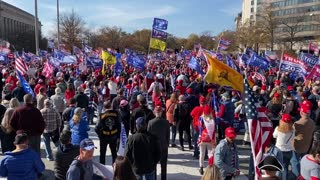 March for Trump | Million MAGA March | Washington DC | 2020-11-14 I IMG_1955