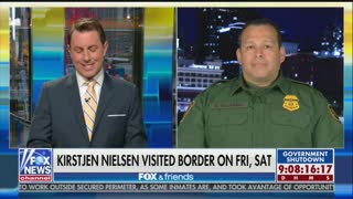 Border Patrol agent says they are 'overwhelmed with migrants'