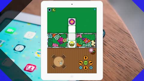 iPad Coding and Computing Apps reviewed - Bee Bot App