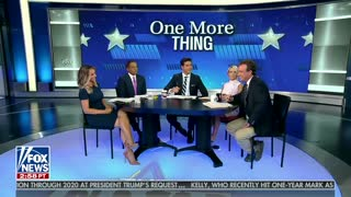 Dana Perino has on-air slip-up, calls man an '***hole' live on The Five - Video