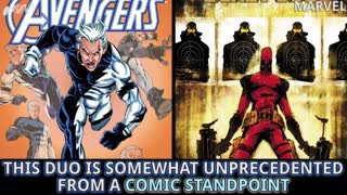 Evan Peters Wants A Deadpool and Quicksilver Movie - Video