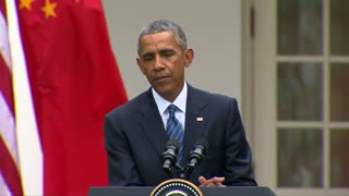 """John Boehner is a good man"": Obama - Video"